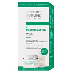 Набор для дневного использования LL Regeneration 2020, Annemarie Borlind