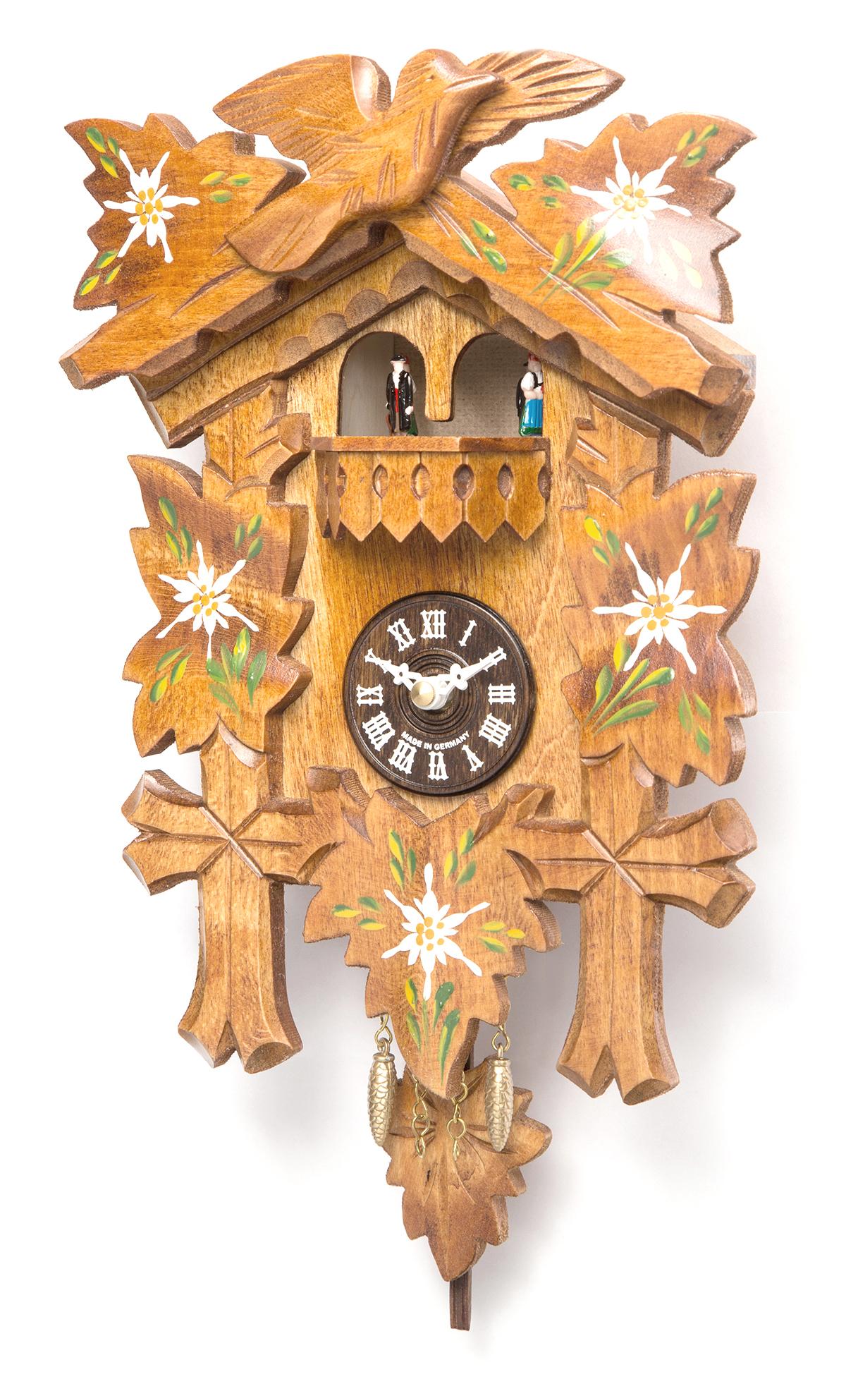 Часы настенные с кукушкой Tomas Stern 5016