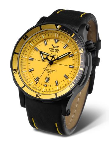 Часы наручные Восток Европа Анчар NH35A/5104144