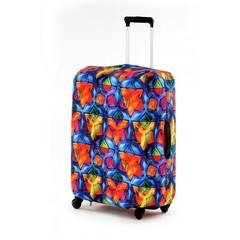 чехол для чемодана экстрапрочный «мозаика»