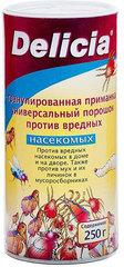 """Гранулированная приманка """"Delicia"""" против вредных насекомых, 250 г"""