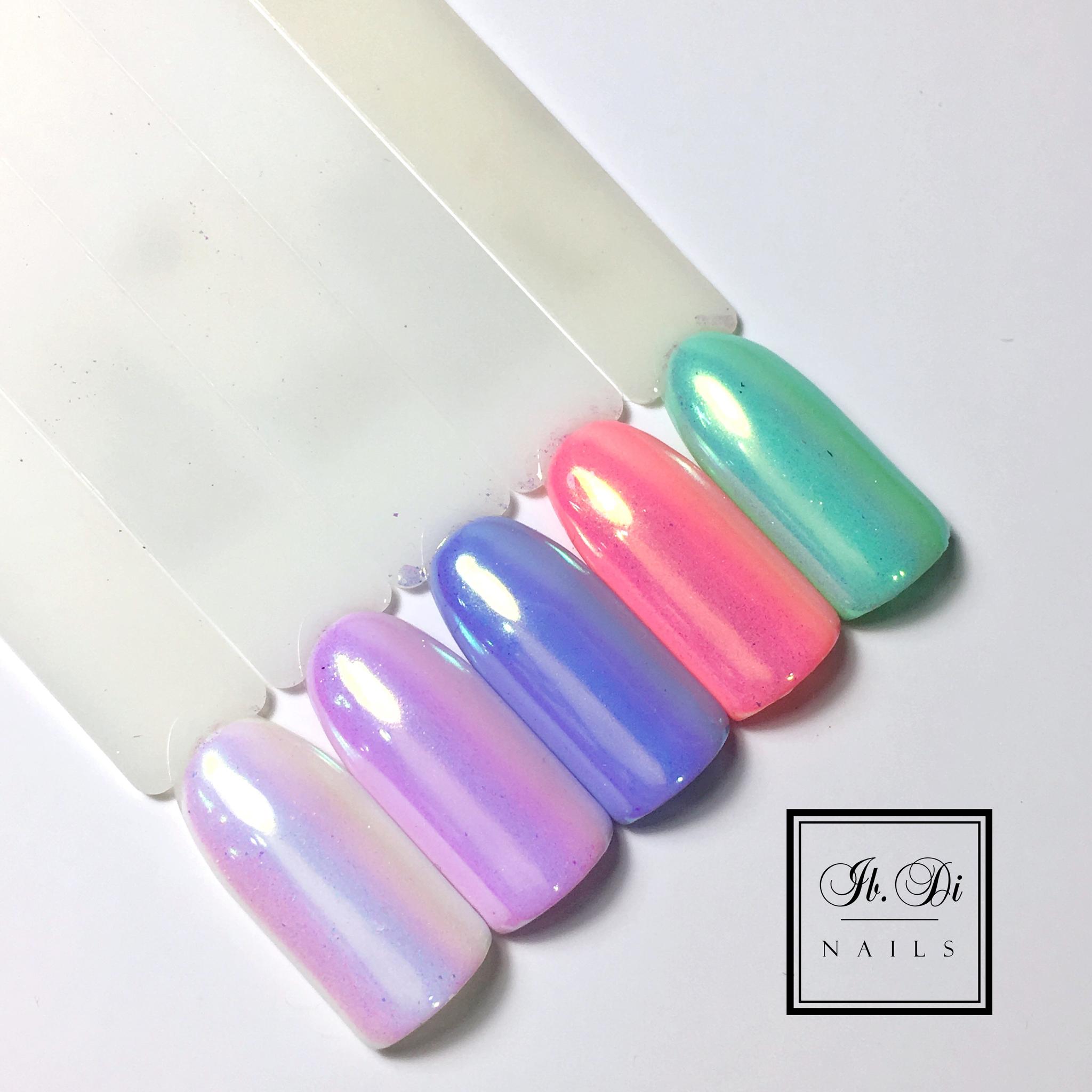 Пигмент Радужный «Rainbow» 1