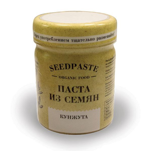 Паста из семян, Компас Здоровья, белый кунжут, 200 гр