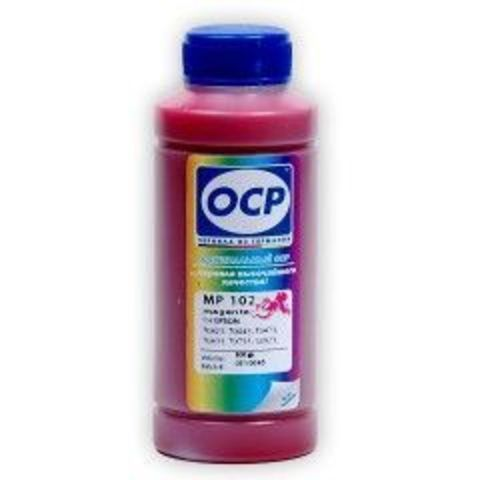 Чернила OCP MP102 Magenta для картриджей Epson T0923, T0733, T0633, T0473, T0443, T0423, 100 мл
