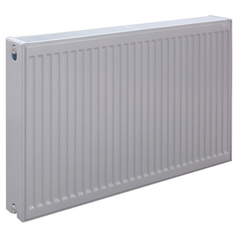 21/300/600 радиатор стальной панельный нижнее правое подключение Ventil