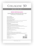 Коллагеновый аппликатор для лица и тела BioComfort BASIC CARE чистый коллаген, Medical Collagene 3D