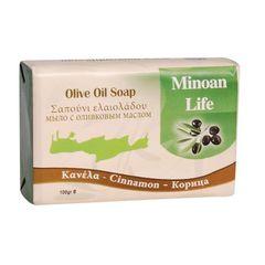 Оливковое мыло Корица OLIVE 100 гр