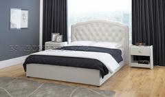 Кровать мягкая с подъемным механизмом