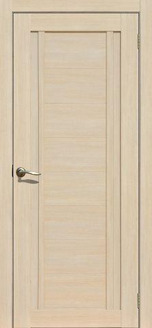 Дверь Двероникс 04, цвет ясень латте, глухая