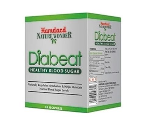 Hamdard Капсулы для нормализации уровня сахара в крови Diabeat 60 таб.