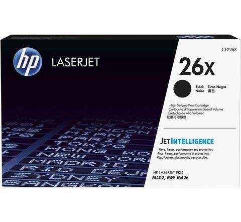 Kартридж HP 26X CF226X для LaserJet M402/M426 (9000 стр)