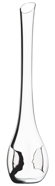 Riedel Sommeliers Black Tie - Декантер Face to Face 1766 мл хрусталь (decanter) картон