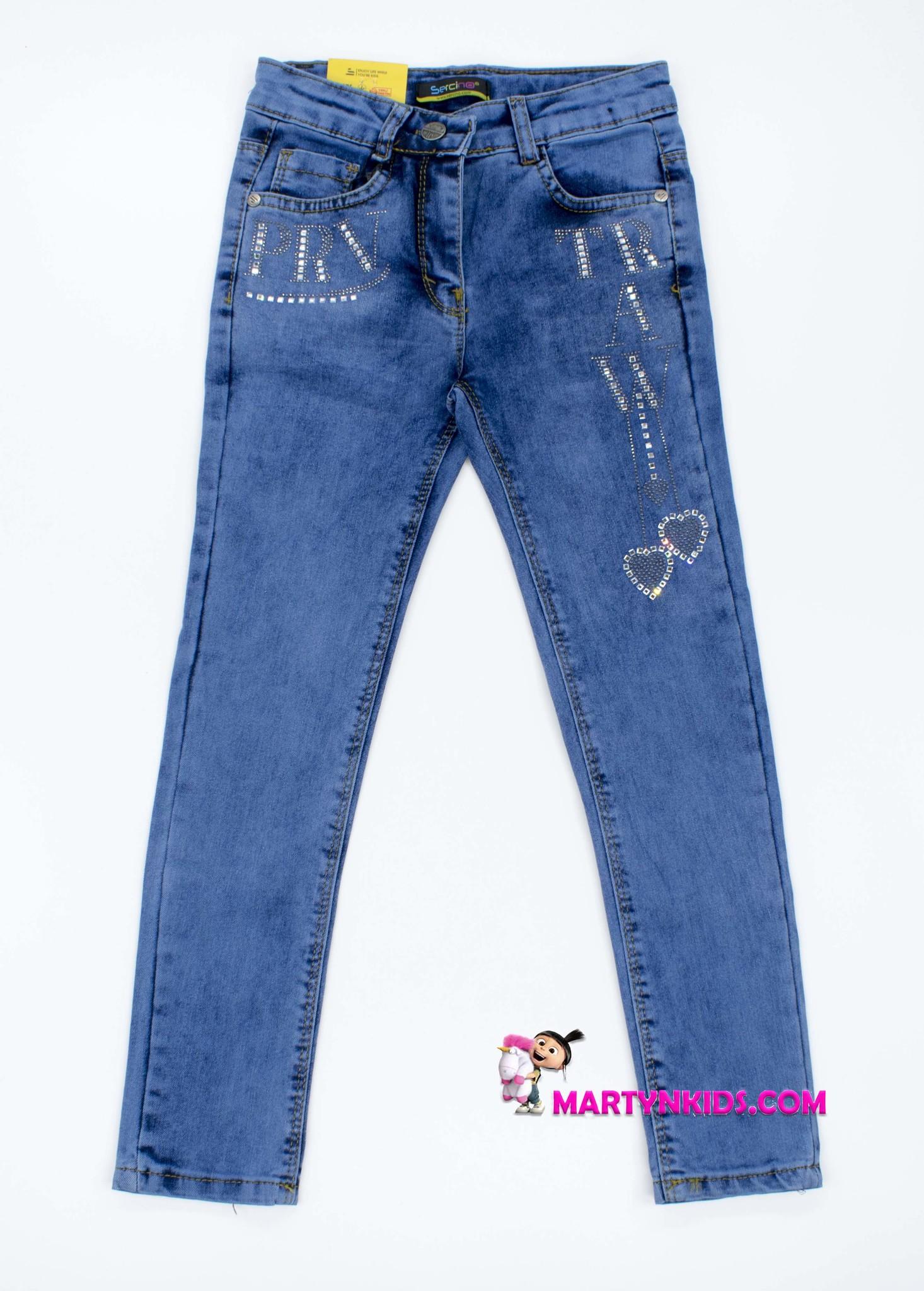 2441  джинсы PRV стрейч