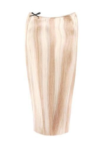 Волосы на леске Flip in- цвет #27-613- длина 55 см