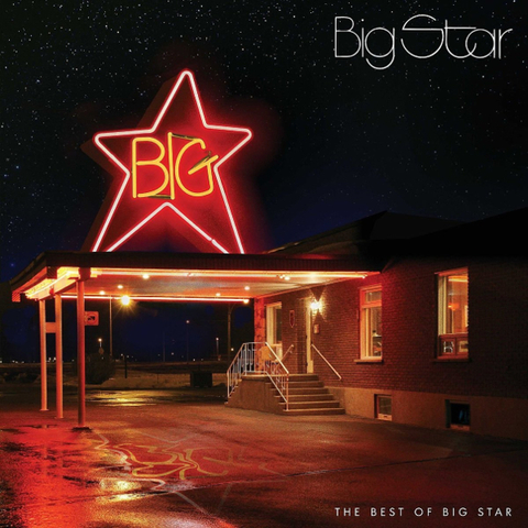 Big Star ‎/ The Best Of (2LP)
