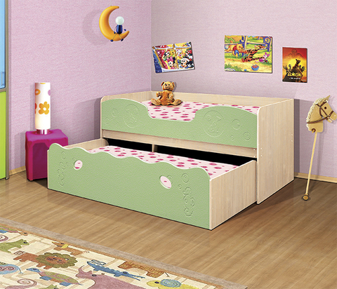Двухъярусная кровать Омега 11