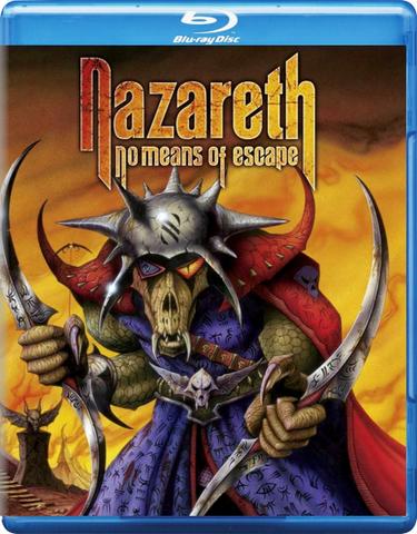 Nazareth / No Means Of Escape (Blu-ray)