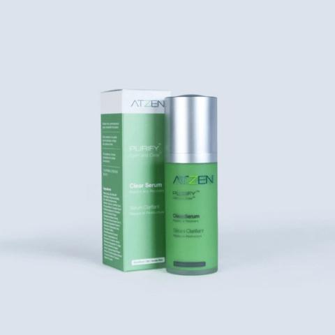 *Очищающая сыворотка-иммуномоделирующая для комбинированной кожи (ATZEN/30мл/A30006)
