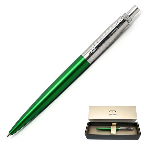 1870833 Parker Jotter 125th Green Шариковая ручка