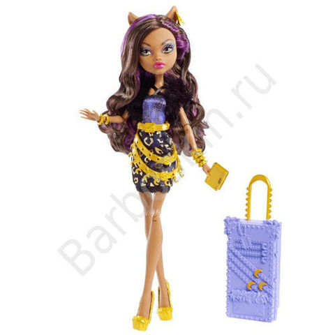 Кукла Monster High Клодин Вульф (Clawdeen Wolf) - Скариж (Scaris), Mattel