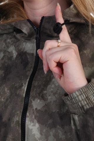Костюм женский камуфляжный летний
