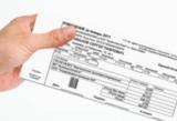 Оплата квитанции за газопотребление