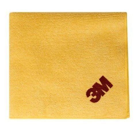 3М Полировальная салфетка желтая