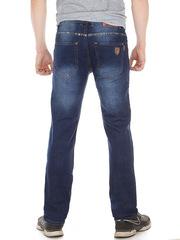 L2007 джинсы мужские, темно-синие