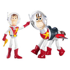 Toy Story Space Mission  - Woody and Bullseye