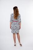 Платье 10036 белый
