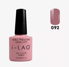 Гель лак для ногтей I-laq  092, 7,3 мл.