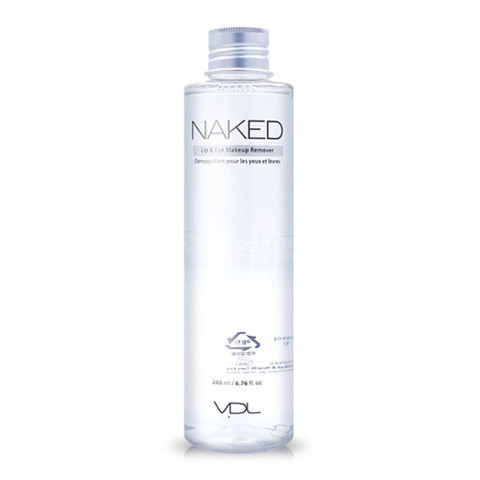Средство для снятия макияжа VDL Naked Lip And Eye Remover 200ml
