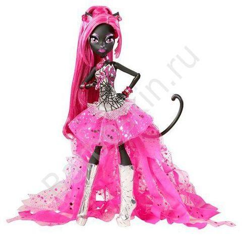 Кукла Monster High Кэтти Нуар (Catty Noir) - Пятница 13-е, Mattel