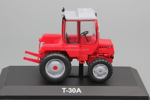 Tractor T-30A 1:43 Hachette #82