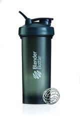BlenderBottle Pro45,1330 мл Большой Шейкер Спортивный с Шариком-Пружиной