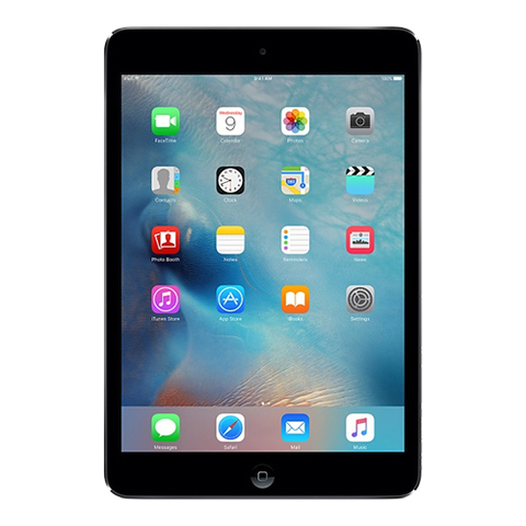 iPad mini 2 Wi-Fi 64Gb Space Gray - Серый космос