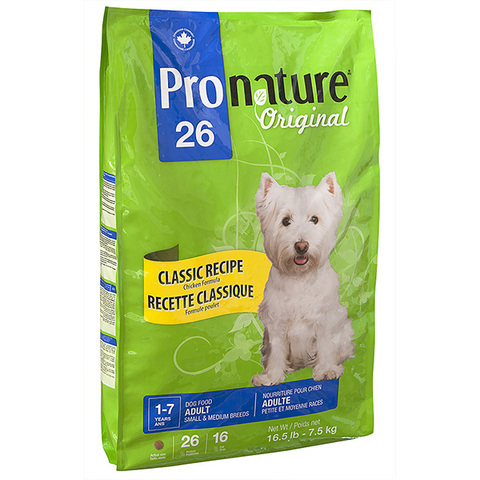 Pronature Original Adult Small&Medium Chicken