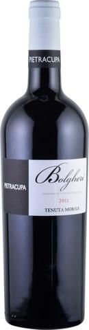Вино Tenuta Moraia Pietracupa Bolgheri 0,75л.
