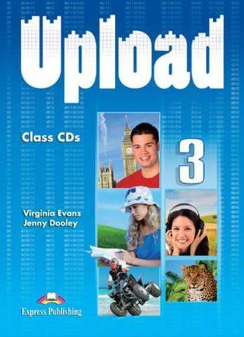 Upload 3. Class Audio CDs (set of 4). Аудио CD (4 шт.)