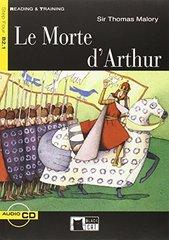Morte D'Arthur (Le) Bk +D (Engl)