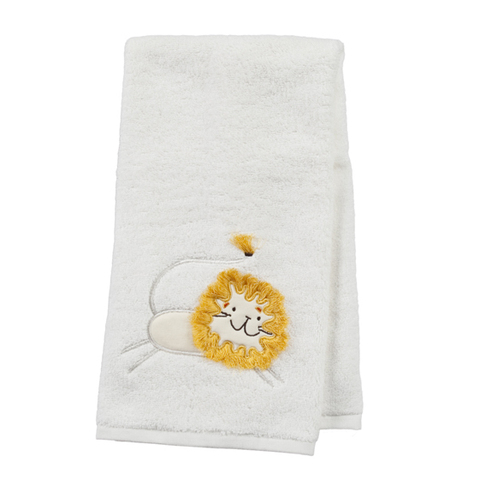 Полотенце детское 38x69 Creative Bath Animal Crackers белое