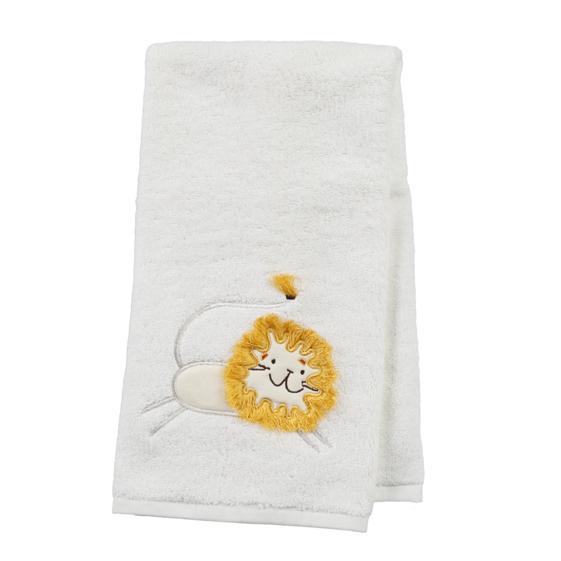 Ванная Полотенце детское 38x69 Creative Bath Animal Crackers белое polotentse-38x69-creative-bath-animal-crackers-ssha-kitay.jpg