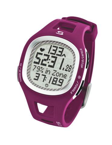 Купить Наручные часы Sigma 21011 с пульсометром PC 10.11 purple по доступной цене