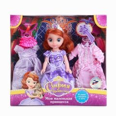 Кукла Принцесса София c набором одежды