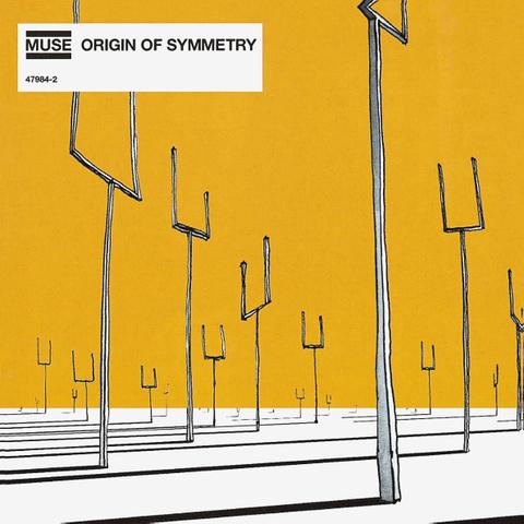 Muse / Origin Of Symmetry (CD)