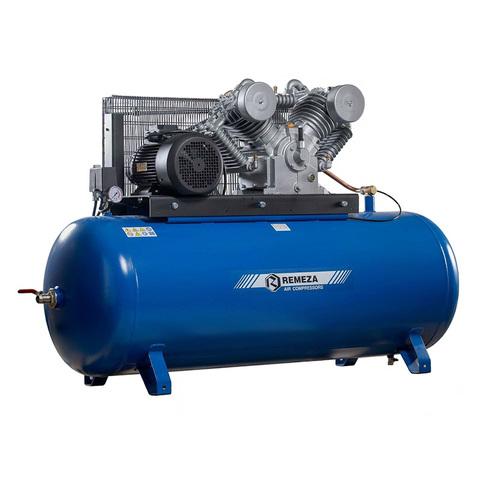 REMEZA (CБ4/Ф-500.LT100) Компрессор поршневой 500 л / 380 В / 10 бар