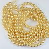 5810 Хрустальный жемчуг Сваровски Crystal Gold круглый 6 мм, 5 шт ()