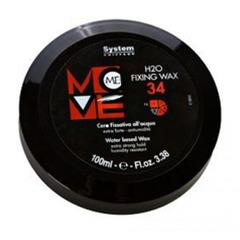 Dikson Move Me 34 H2O Fixing Wax - Фиксирующий воск «Сила воды»