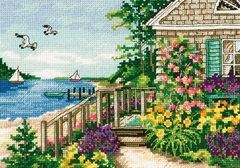 DIMENSIONS Коттедж у моря (Bayside Cottage)