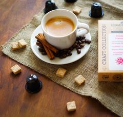Кофе в капсулах SINGLE CUP COFFEE Корица
